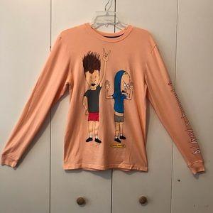 🎉HP🎉 Beavis & Butthead Shirt